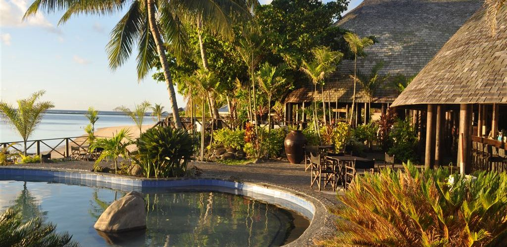 Hotel Le Lagoto Resort & Spa Savai'i - Bar & Pool - Samoa