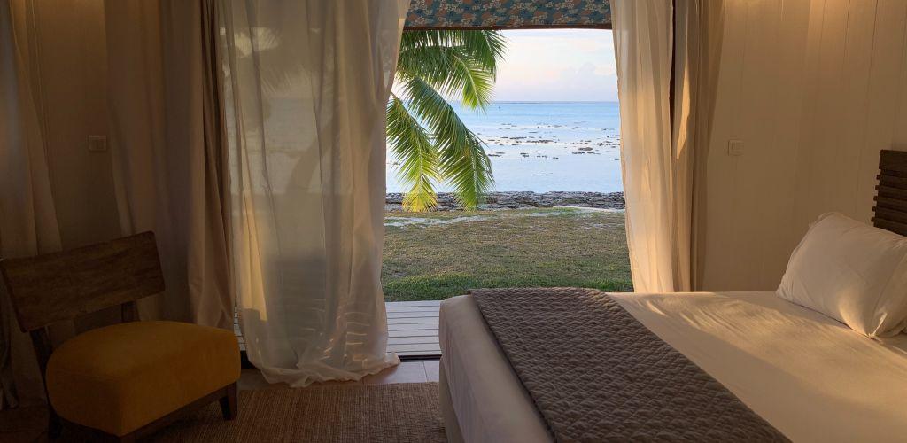 Moorea Urlaub Pension Lodge Moorea Island Beach Polynesia