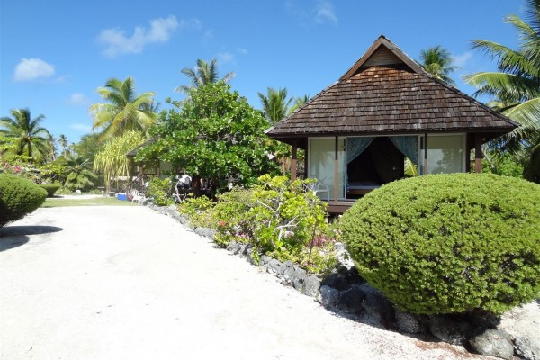 Pension Tokerau Village Fakarava - Bungalow - Tahiti