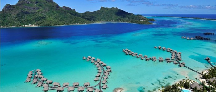 Hotel Intercontinental Bora Bora Resort & Thalasso Spa - Anlage - Tahiti