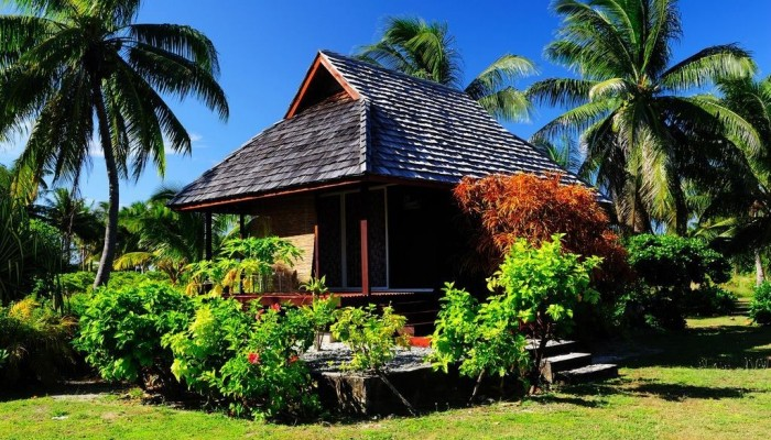 Pension Fare Pae Ao Maupiti - Bungalow - Tahiti
