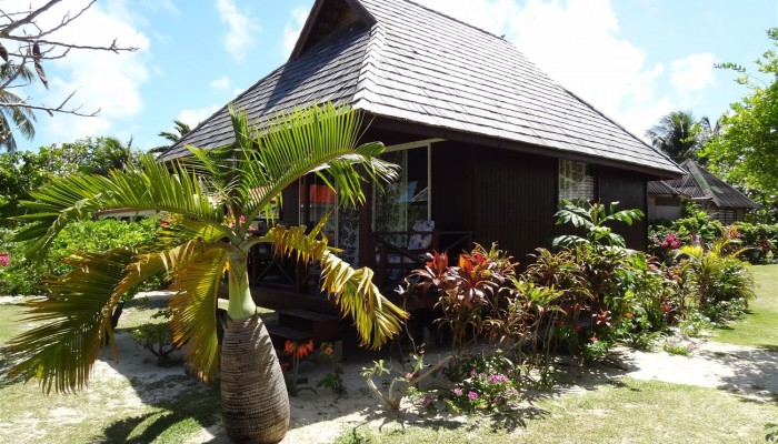 Pension Papahani Maupiti - Bungalow - Tahiti