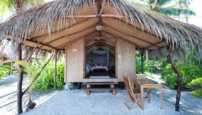 Pension Cocoperle Lodge Ahe - Bungalow - Tahiti