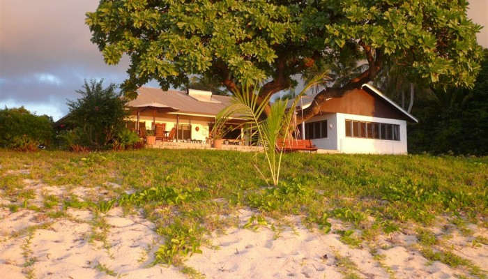 Hotel Sandy Beach Resort Tonga - Bungalow - Tonga