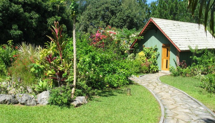 Pension Atiu Villas - Bungalow - Cook Inseln
