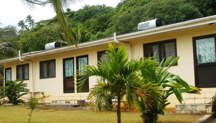 Pension Babes Place Mangaia - Bungalow - Cook Inseln
