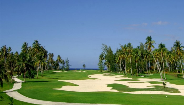Golf - Moorea Green Pearl - Tahiti