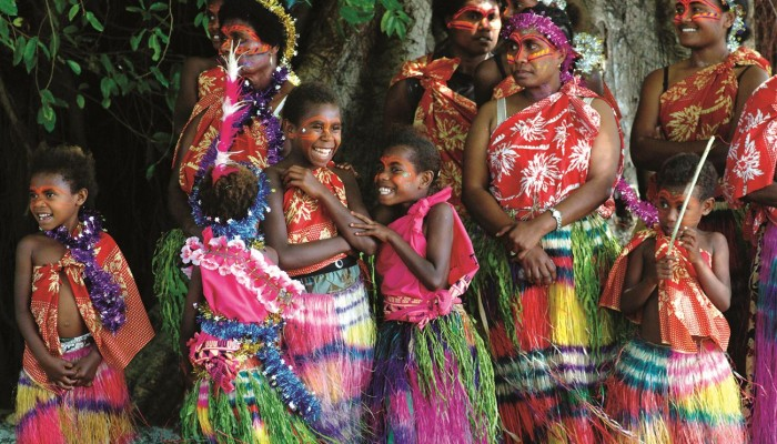 Rundreise Culture & Volcano - Tradition Tanna - Vanuatu