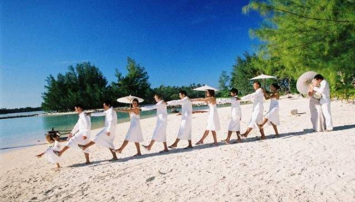 Heiraten Rarotonga - Togetherness Wedding - Cook Inseln