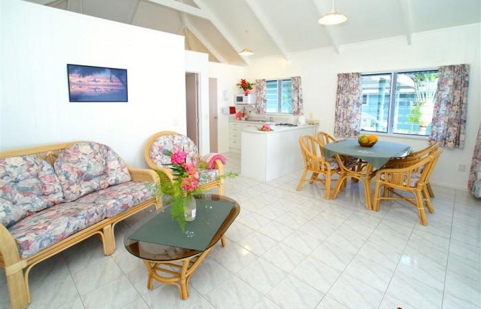 Hotel Sunhaven Beach Bungalows Rarotonga